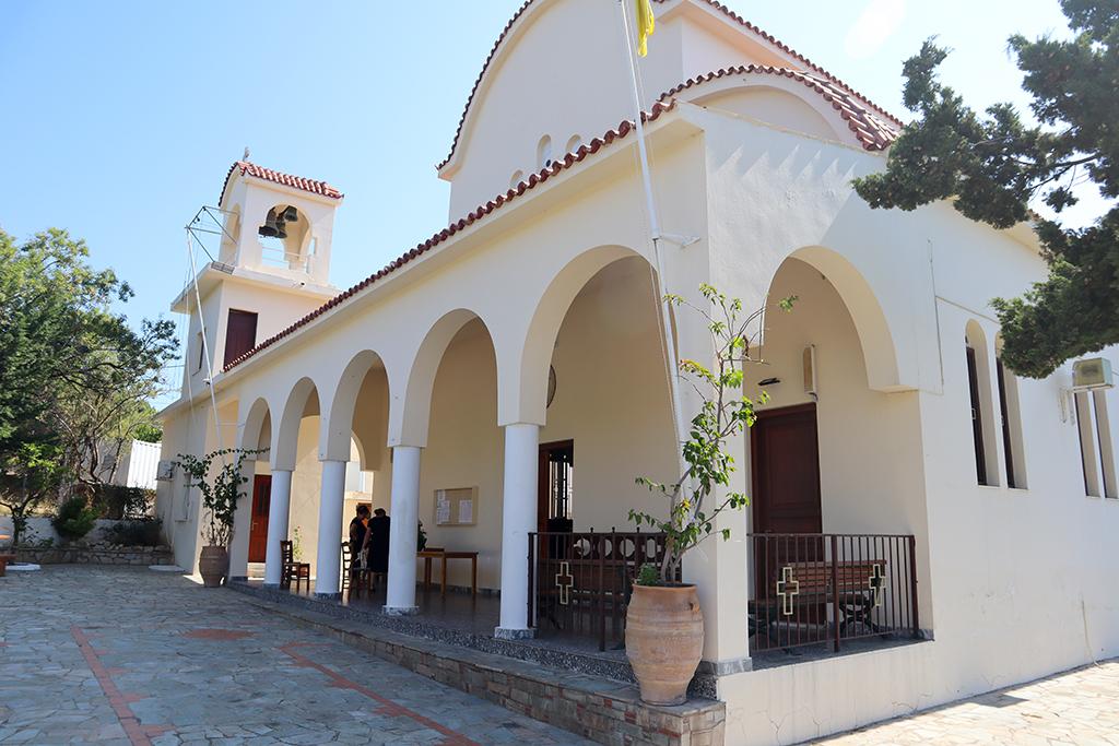 Kirche Agia Paraskevi in Patitiri.