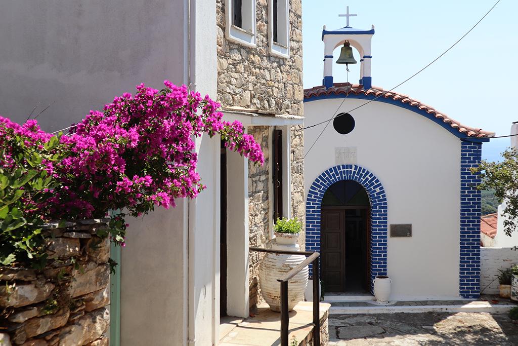 Agios Nikolaos Kirche in Alonnisos.