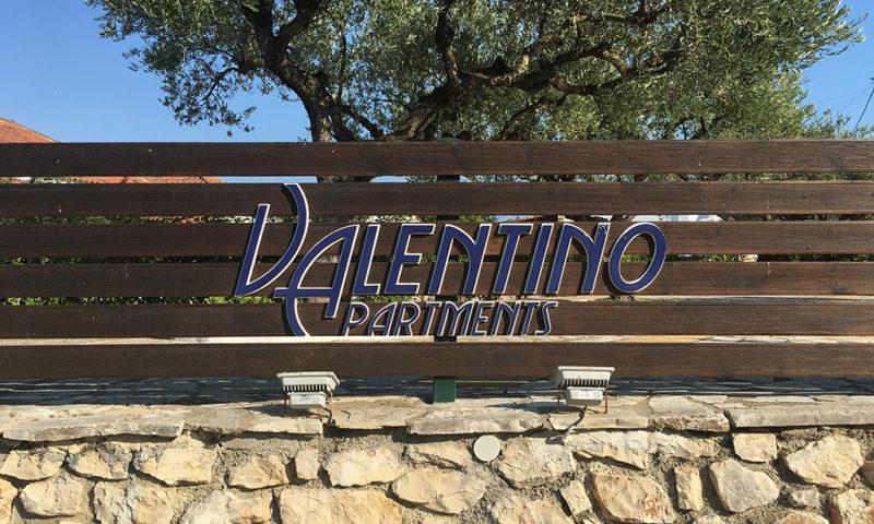 Valentino Apartments Logo